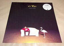 Sir Was Digging a Tunnel Sealed LP Neon Yellow Colored Vinyl