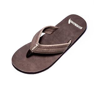 Infradito Mare Uomo Pelle Sandal Leather Brasileira