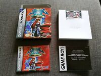 Shining Soul 2 II Completo CIB GBA Gameboy Advance Usa American Ed Perfetto Mint