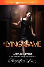 Lying Game: The Lying Game 1 by Sara Shepard (2011, Hardcover, Movie Tie-In)