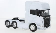 Scania R730 V8 (6x4) white 1:32 Welly   *NEW*