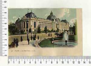 """13176) France Early '900 PC """" 40 - Paris - le Petit Palais """""""
