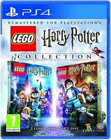 New LEGO Harry Potter Collection (PS4) Years 1 - 7 PlayStation 4 UK PAL Game