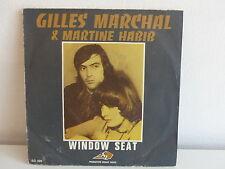 GILLES MARCHAL MARTINE HABIB Window seat BO Film Trop petit mon ami SG220