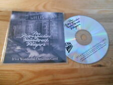 CD Indie Retrospective Soundtrack Players - It's A Won (11 Song) Promo XTRA MILE