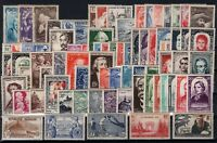 PP136455/ FRANCE / LOT 1926 - 1951 MINT MNH CV 400 $
