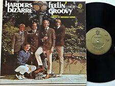 Harpers Bizarre - Feelin' Groovy LP 1967 1st UK Press Warner Bros W 1693 Mono
