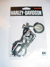 """16-Collectible """"Harley Davidson""""  Stickers (***As Requested Choices of Stickers)"""