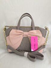 BETSY JOHNSON Medium Purse Crossbody Messenger Bag Satchel Handbag