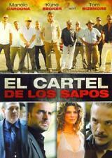 EL CARTEL DE LOS SAPOS [2014] NEW DVD