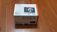 ⚡️Sony Cyber-Shot DSC-W800 20.1 MP Camera - BLACK ⚡️with Logic Case