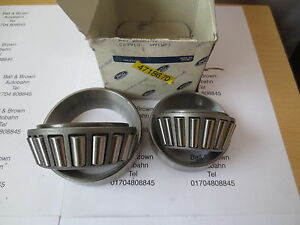 Ford Transit MK4 2000 on Bearing set Rear Drive Shaft Part No 4718670