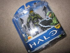 "Halo 10th Anniversary/Combat Evolved Series 1 ""Master Chief"" Action Figure MINT"