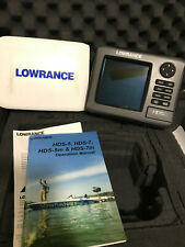 Lowrance Hds-5 Lake Insight Fishfinder