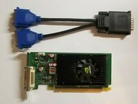 nVidia Quadro NVS 315 1GB DELL HP Lenovo Workstation Video Graphics Card