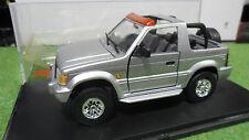 MITSUBISHI PAJERO V6 3000 Gris au 1/24 SCHUCO 05500 voiture miniature