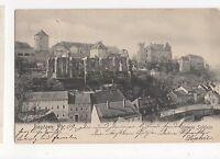 Germany, Bautzen, Unterm Schloss 1909 Postcard, A483