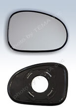 Specchio retrovisore DAEWOO CHEVROLET Matiz piastra aggancio+vetro destro