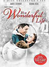 It'S A Wonderful Life, 2 Disc Dvd Set ( 1946 Classic, B&W and Color Versions )