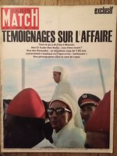 Paris Match 5/02/66 Affaire BEN BARKA Julie Christie Julie Andrews Sophia Loren