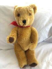 Vintage Deans Childsplay Toys Pontypool Gwent Uk Teddy Bear
