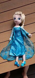 """Elsa Frozen 20"""" Plush Disney Frozen / Frozen 2"""