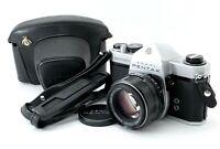 【Excellent】Asahi Pentax Spotmatic SP + SMC Takumar 50mm f/1.4 from Japan 560525