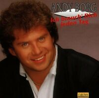 Andy Borg Ich brauch dich jeden Tag (1987) [CD]