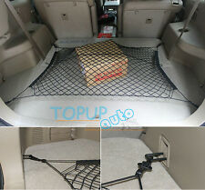 90x60 FIT FOR MERCEDES BENZ A B C E R GLK ML GL CLASS REAR CARGO NET TRUNK MESH