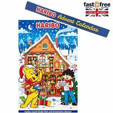 Advent Calendar 2020 Haribo Christmas Sweets Gift Tropifrutti Goldbear Maoam UK