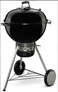 Weber Master-Touch GBS Holzkohlegrill Ø 57cm Black Master Touch / Mastertouch