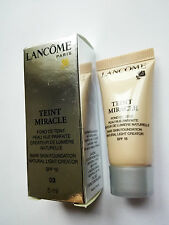 Teint Miracle 03 base maquillaje. SPF 15
