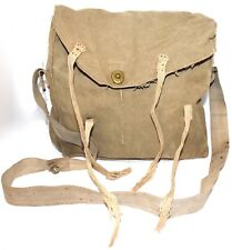 Sac de transport du masque à gaz japonais type 95 WW2 Japanese gas mask bag WWII