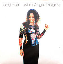 Des'ree CD Single What's Your Sign? - UK (VG+/EX+)