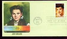 2006 First Day of Issue - Postage Stamp honoring Judy Garland - Fleetwood