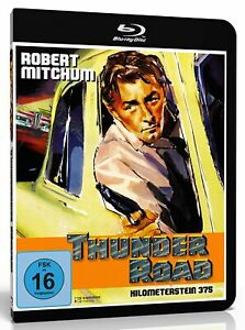 Kilometerstein 375 (Film-Noir Klassiker von 1958)[Blu-ray/NEU/OVP]Robert Mitchum