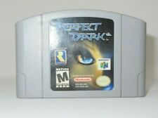 Perfect Dark Nintendo 64 Cartridge Only