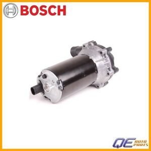 Auxiliary Water Pump Bosch For: Mercedes CL600 E55 S600 CLS63 E550 E63 S550