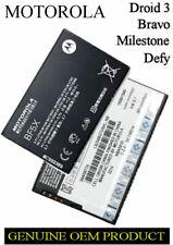 AKKU MOTOROLA DEFY MB525 BRAVO MB520 MILESTONE 3 XT860 DROID 3 XT862 BF5X