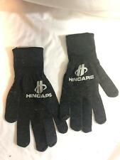 Hincapie Cycling Gloves Wool Large/X-Large Grey Gripper Mens Road Winter L/XL