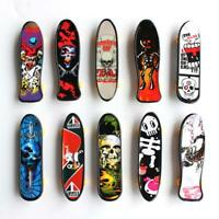 1pc Mini Small Finger Board Skateboard Tech Deck Boy Kids Party Play Toy Gift