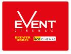 1x Voucher Event Cinemas Child eVoucher