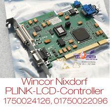 PCI GRAFIKKARTE WINCOR NIXDORF PLINK-LCD-CONTROLLER 1750024126 01750022096 BA72