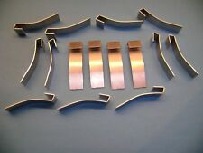More details for 10 to 100 part formed z greenhouse clips for thicker glass make your own