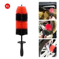 Soft Bristle Car Wheel Brush Rims Tire Seat Engine Wash Vehicle Cleaning Tools #