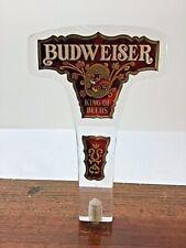 Vintage Budweiser King Of Beers Beer Tap