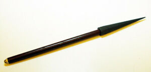 Graphite Reamer tool for lampworking