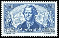"FRANCE STAMP TIMBRE N° 541 "" LA PEROUSE "" NEUF xx LUXE"