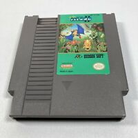 ADVENTURE ISLAND 2 -- NES Nintendo Original Classic Authentic Tested Working