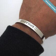 Custom Medical Bracelet - Medical Epilepsy Bracelet - Alert Jewelry - ID Cuff